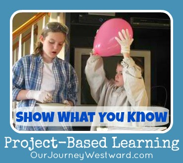 Project-Based Learning: Show What You Know