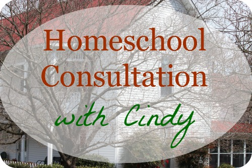 Homeschool Consulting Services