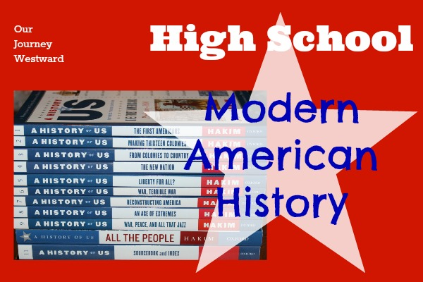 High School Modern History Course