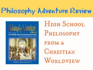 Philosophy Adventure Review