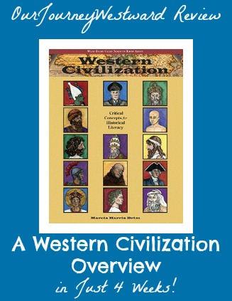 Western Civilization Overview from Brimwood Press