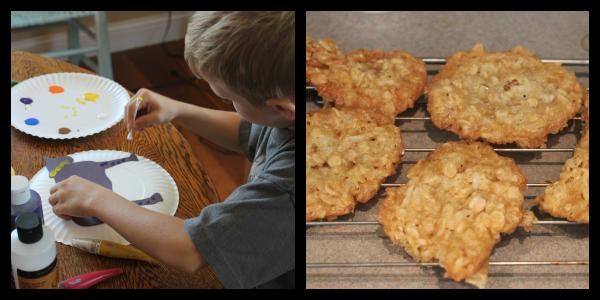 Anzac Biscuits | Elementary Australia Unit Study
