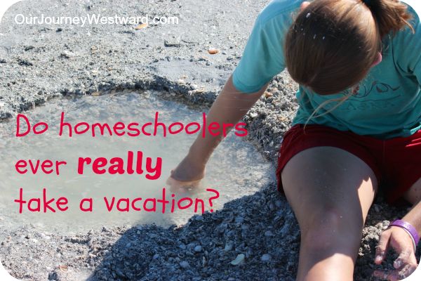 Homeschooling vacations