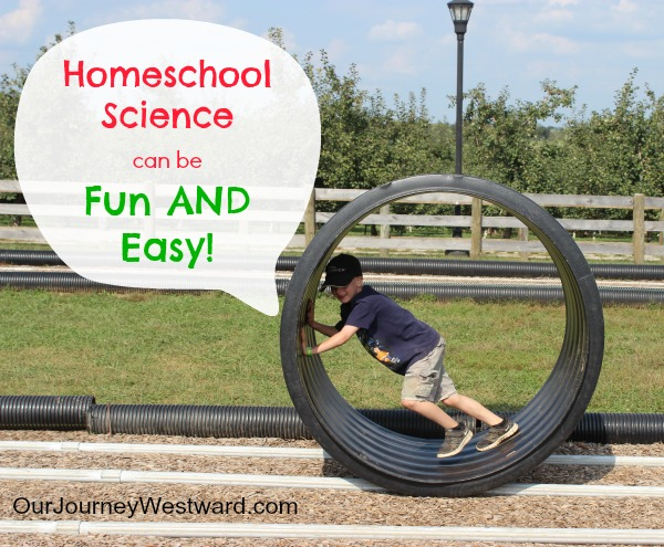 Fun and easy science curriculum!