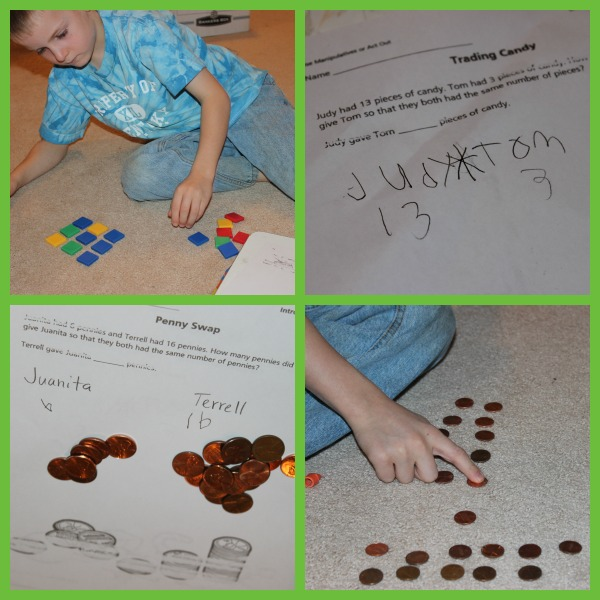 Hands-On Math for primary students