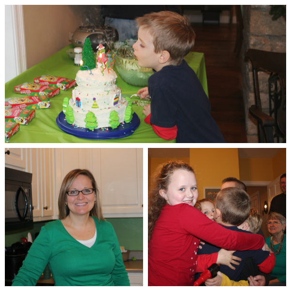 Grinch Birthday Party