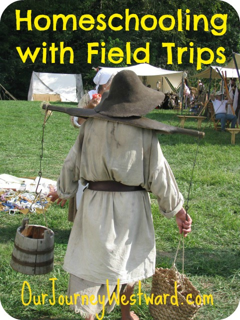 Field trips offer so many wonderful hands-on learning opportunities!