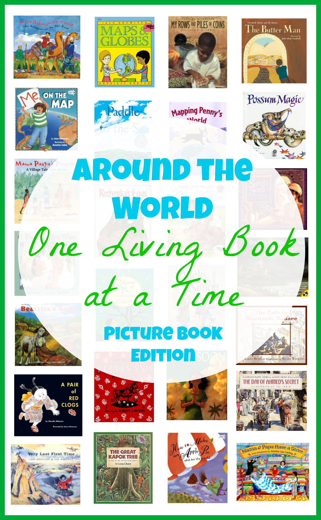 World Geography Living Literature
