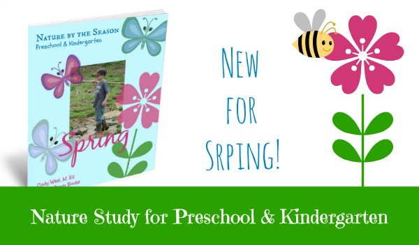 Preschool and Kindergarten Spring Nature Study