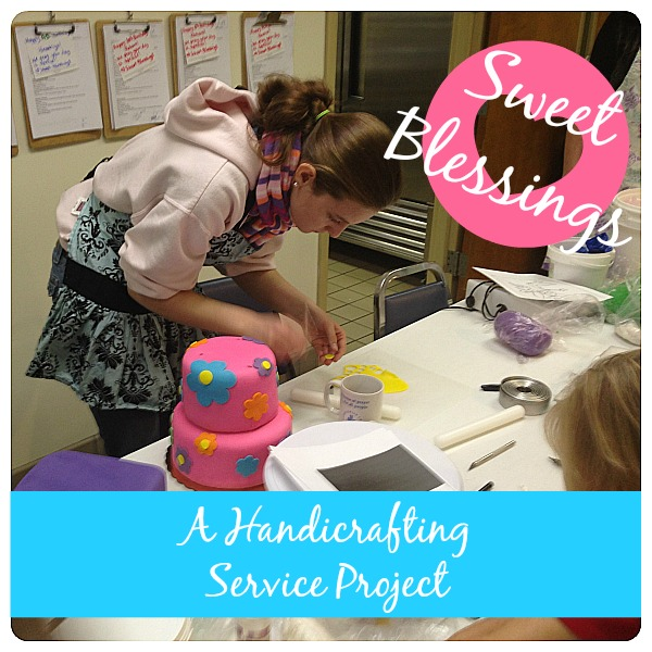 Sweet Blessings: A Handicrafting Service Project