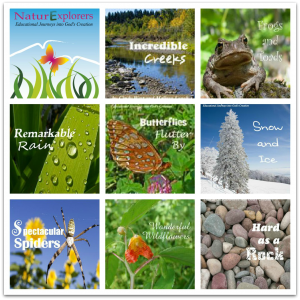 NaturExplorers is a motivating science curriculum for 1st-8th graders!