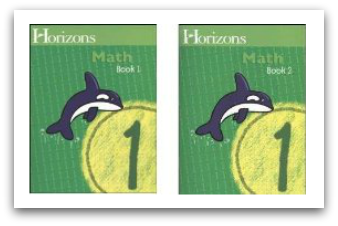 We love Horizons math in grades K-3.