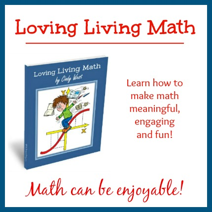 Loving Living Math teaches you how to add living math to your homeschool.