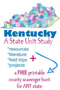 Our study of KY was the perfect mix of spoon-fed information, exploration and project-based learning.