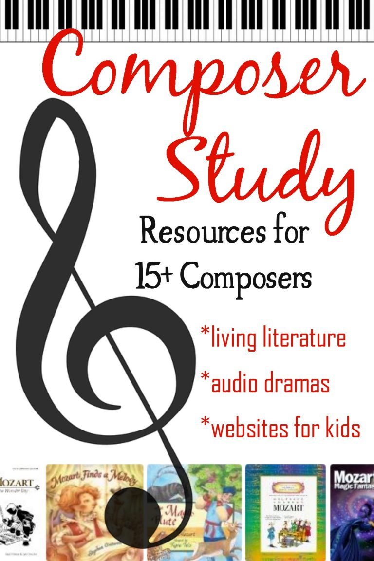 Composer Study: Our Resource List
