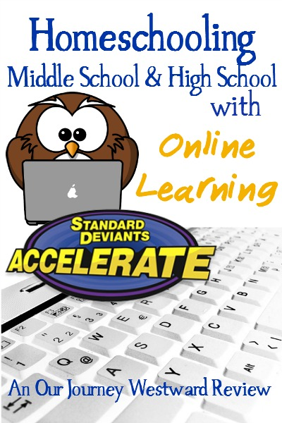 Standard Deviants Accelerate: High School Lessons Online