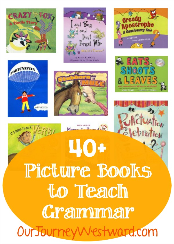 Picture Books to Teach Grammar
