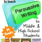 Persuasive writing can also be creative writing! This post teaches you how to use picture book examples of persuasive writing as mini-lessons to improve your student's persuasive pieces.