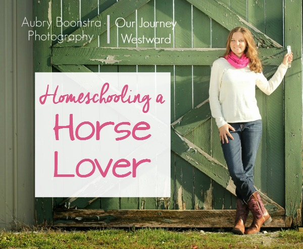 My little horse lover is all grown up and preparing for college level equine studies. This post shares how I supported her passion through homeschooling over the years.