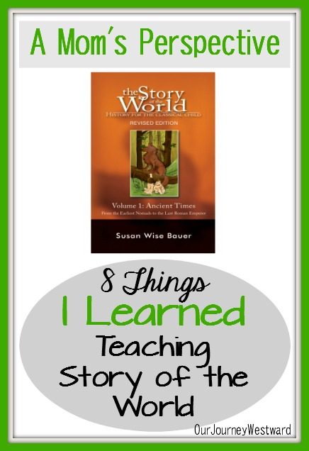 8 Things I Learned from Teaching Story of the World