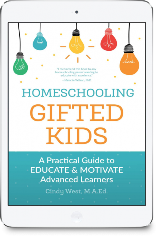 Homeschooling Gifted Kids will help you teach advanced learners!