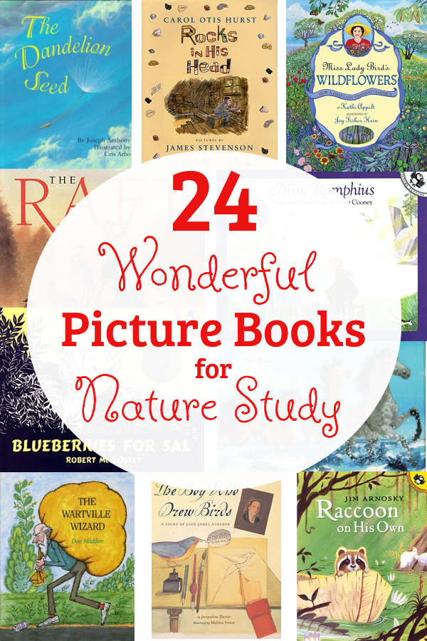 Nature Study Picture Books