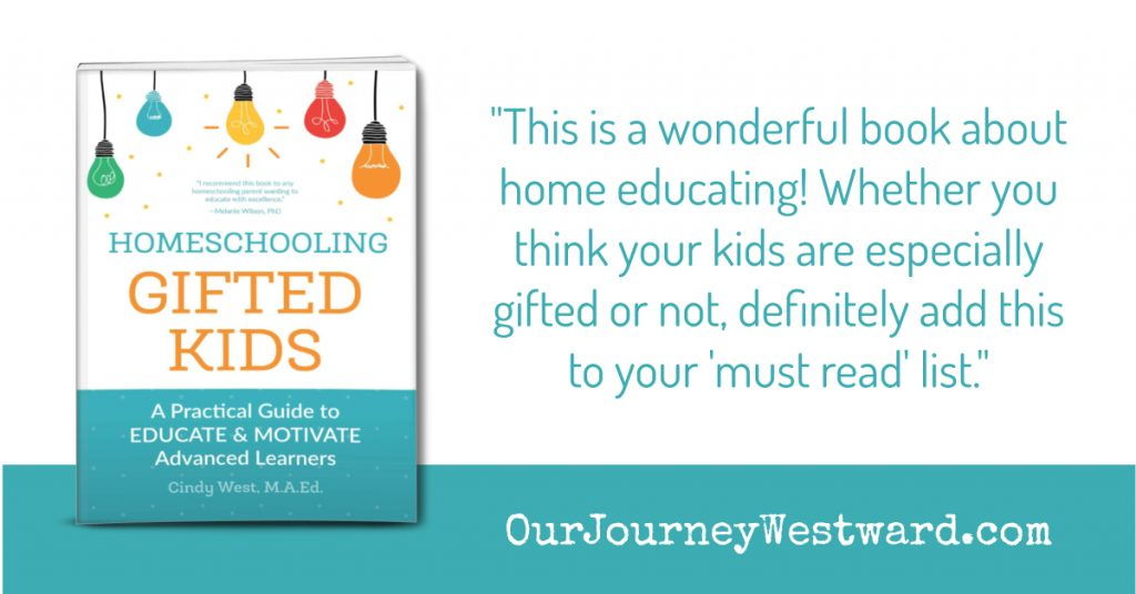 Homeschooling Gifted Kids Book
