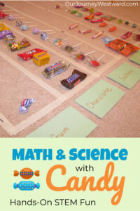 Math and Science with Candy: Hands-On STEM Activities