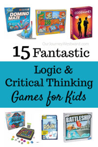 Logic and Critical Thinking Games for Kids