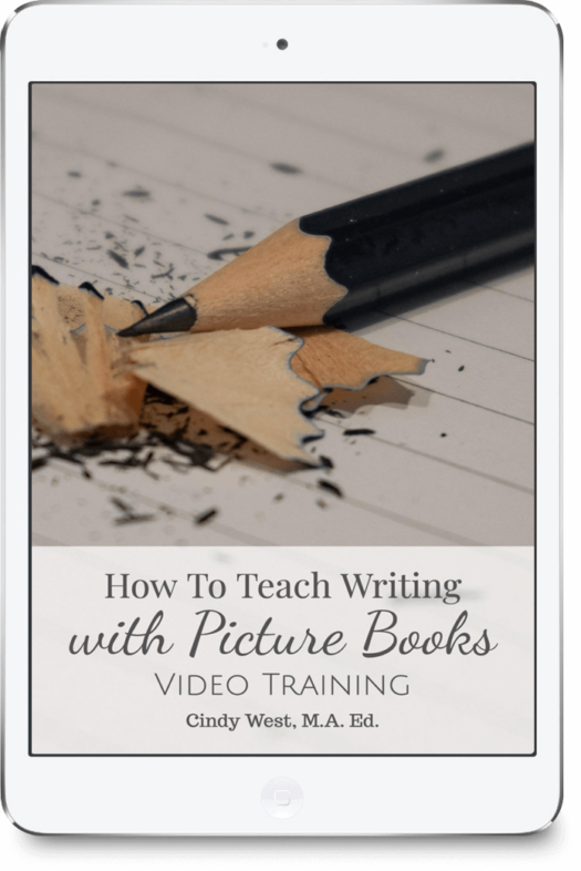 Teaching writing to children doesn't have to be hard. Learn how to use picture books to help children in 5th-12th grades learn to write well.