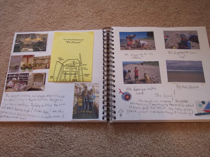 Field trip notebooks are a great way to get in some sneaky writing practice and create an amazing keepsake.