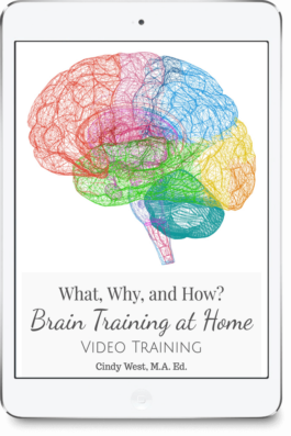 What is brain training? Why should I be interested? Where do I start? This video training answers those questions and shares practical tips to get you started right away!