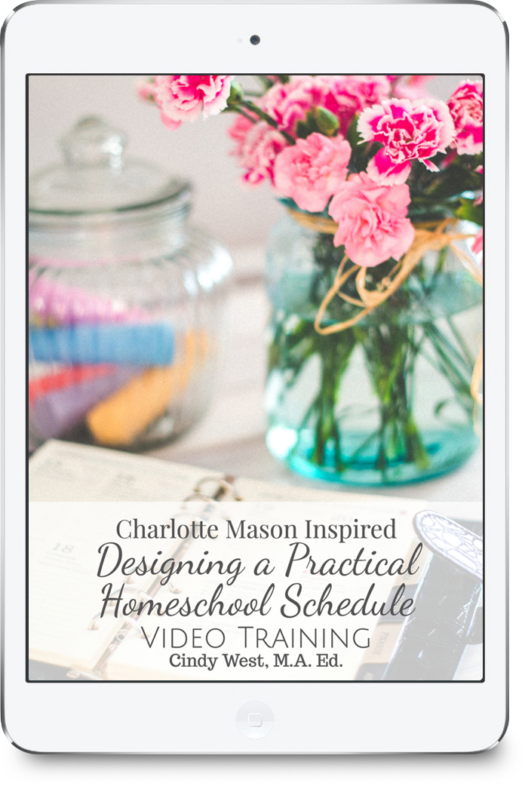 A practical homeschool schedule that incorporates all the subjects, all the children, and all the extras is attainable...without overwhelm!
