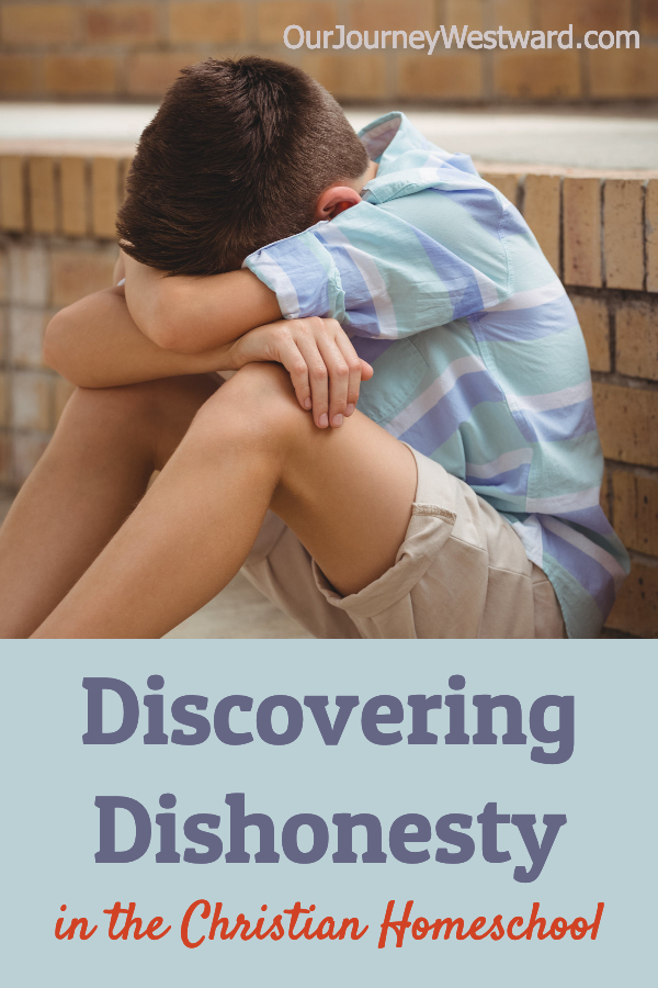Discovering Dishonesty in the Christian Homeschool