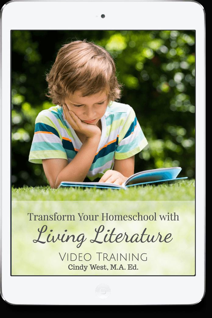 Using Living Literature image