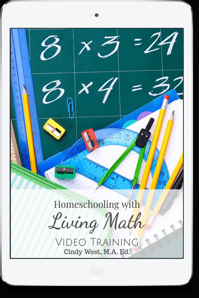 Living Math Homeschool Masterclass image