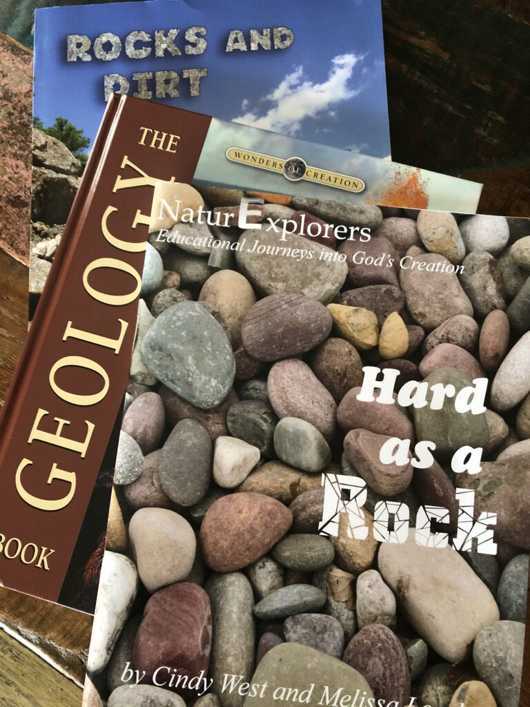 This trio has been the perfect combination for a well-rounded middle school geology study!