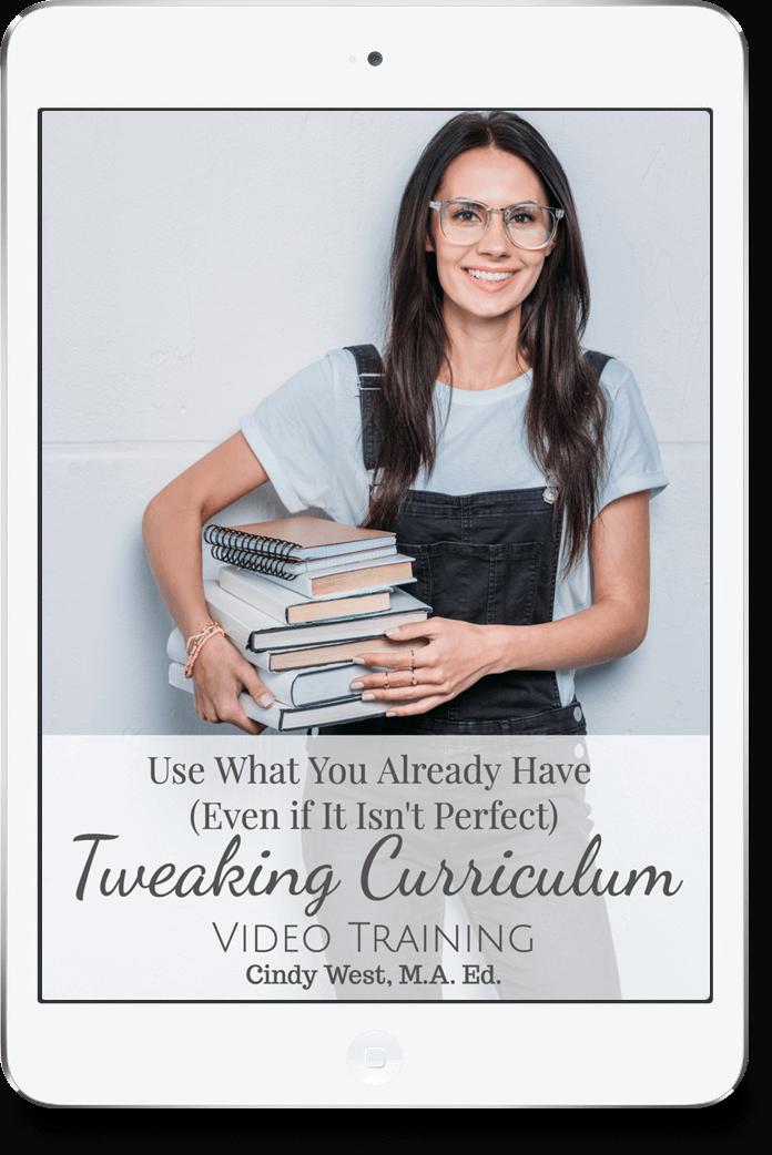 Tweak Curriculum image