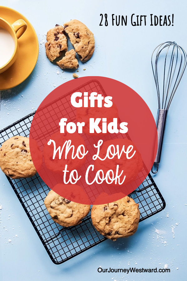 Gifts for Kids Who Love to Cook