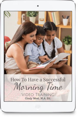 A successful homeschool morning time is possible! These easy tips will help!