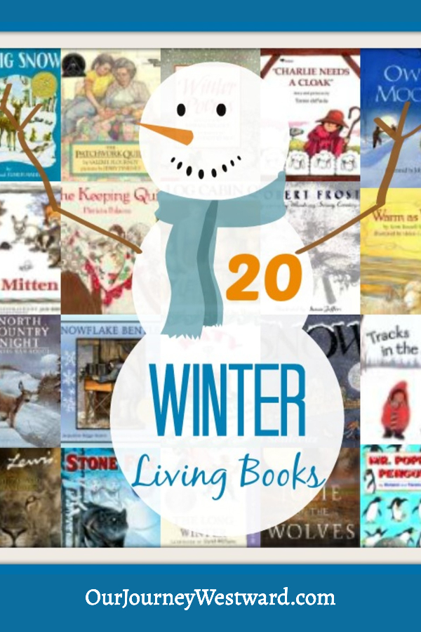 Get cozy with the perfect winter living books this season!