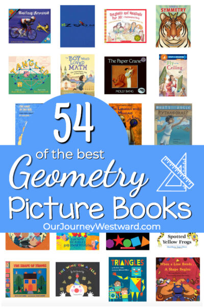 These geometry picture books can help children understand math easily!