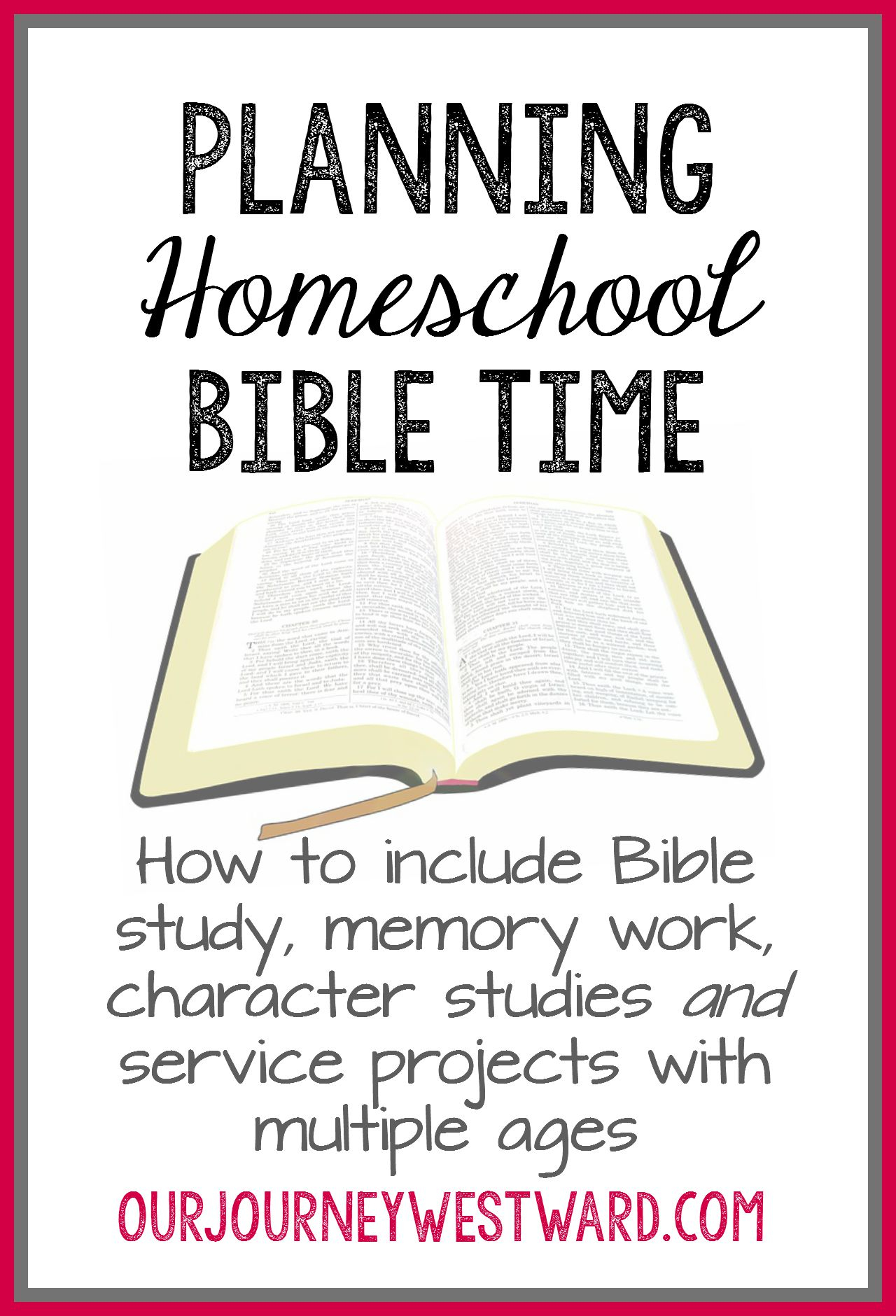 Bible Study Topics Guide - Homepage
