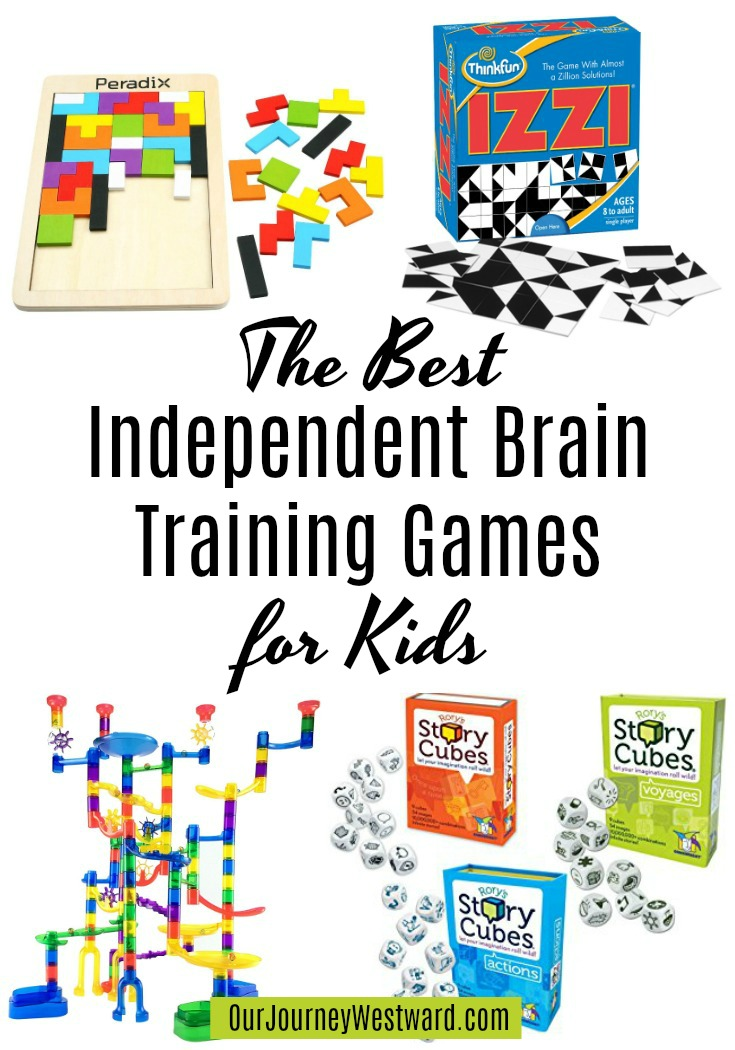 15 of the Best Independent Brain Training Games for Kids