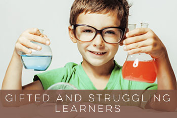 Gifted & Struggling Learners