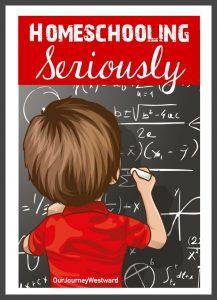 Do you take homeschooling seriously?