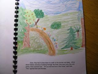 Children see the value of the writing process when they get to create published books for kids.