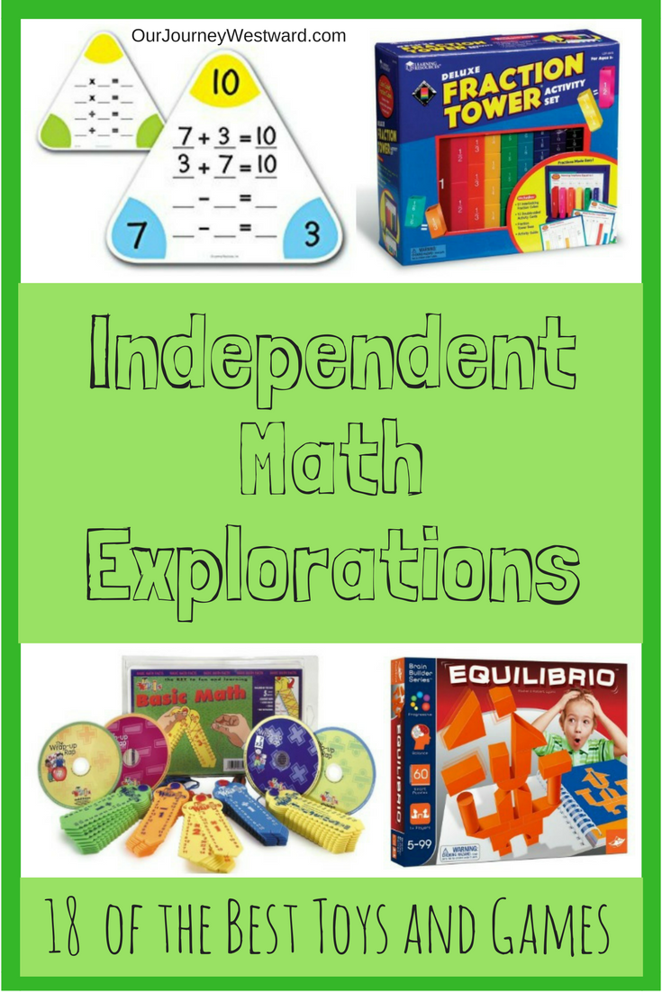 Independent Math Explorations