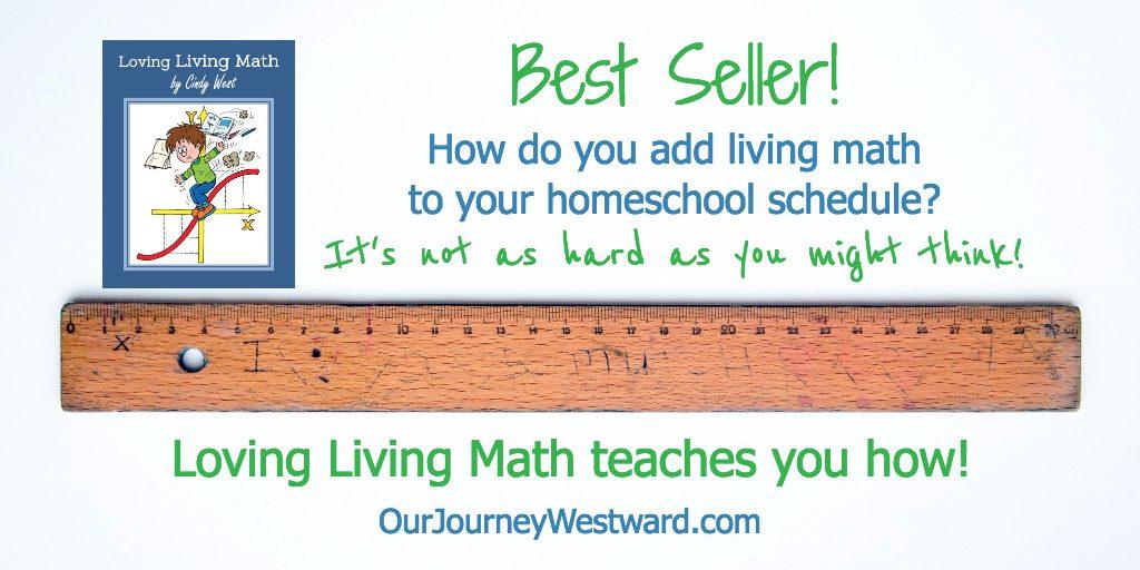 Loving Living Math: How To Make Math Meaningful #math #homeschooling