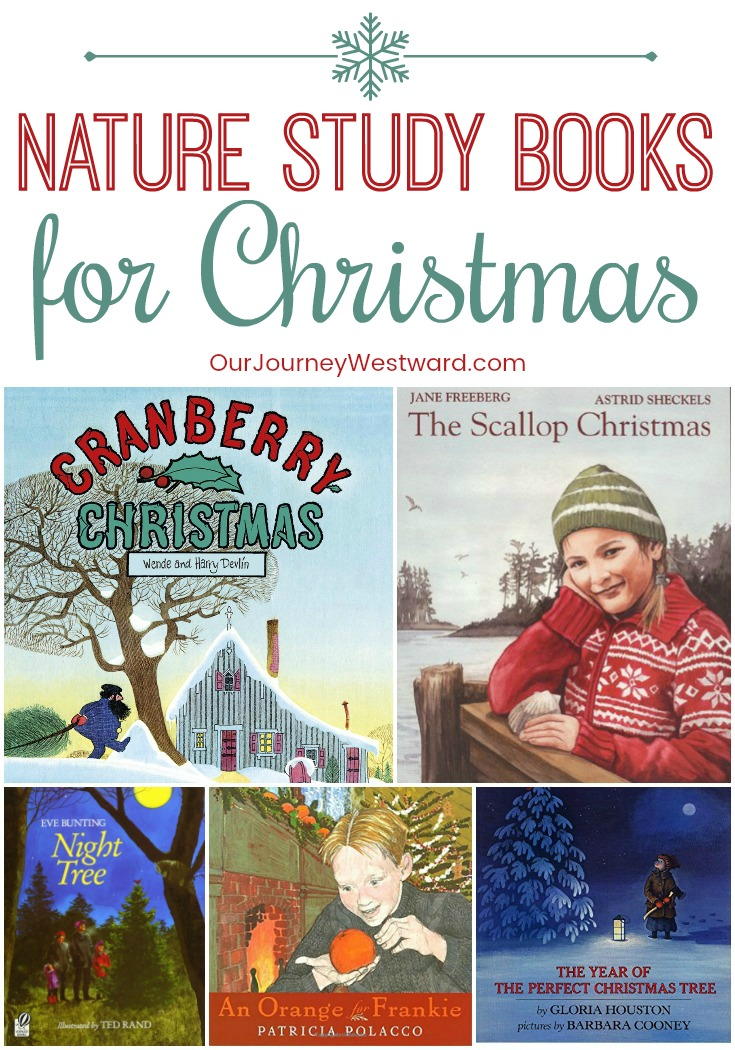You'll Love These Christmas Nature Study Books